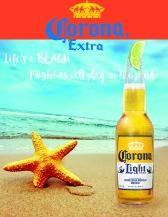 Adobe Photoshop / Corona Ad